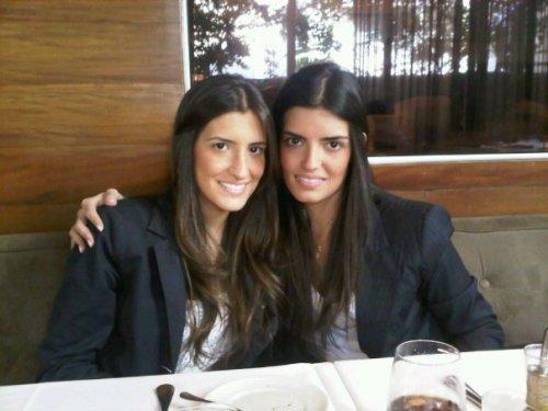 Daniela e Gabriela Carvalho do Blog Peguei Bode