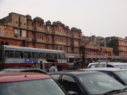 Centro de Jaipur