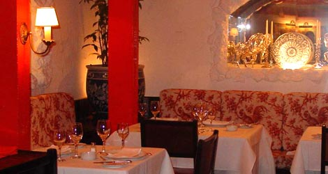 Restaurante Antiquarius Rio de Janeiro