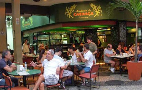 Academia da Cachaça Leblon Rio De Janeiro