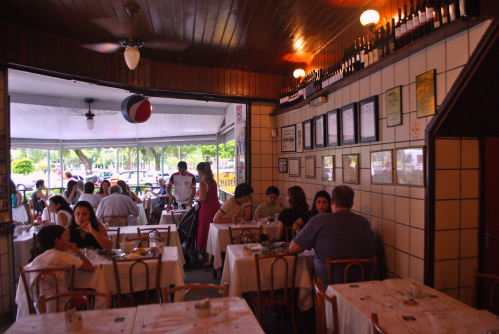 Restaurante Braseiro da Gávea Rio de Janeiro