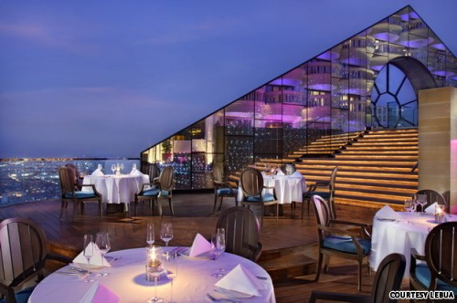 Restaurante Breeze Bangkok