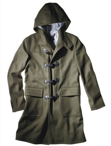 Duffel Coat Club Monaco