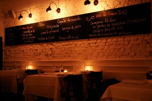 Restaurante Ici Bistrot