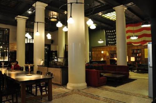 Lobby Ace Hotel