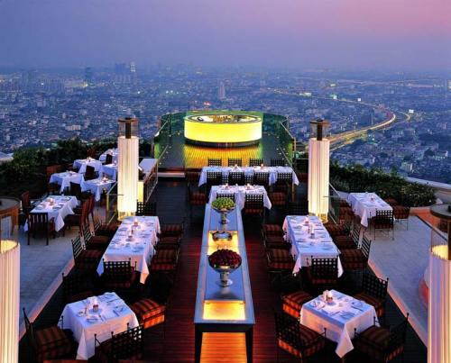 Restaurante Sirocco Bangkok
