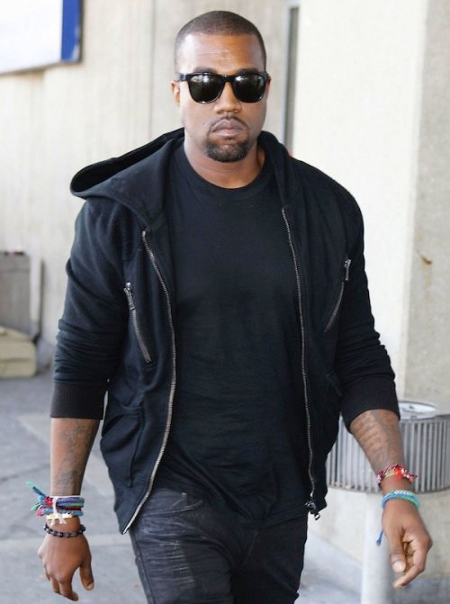 Kanye West Burkman Bros Bracelets