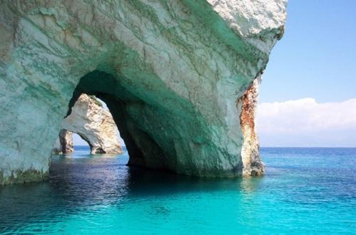 Blue Caves - Ilha Zakynthos, Grécia