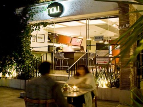 Restaurante NOU Sao Paulo